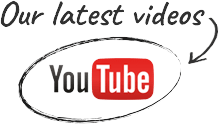 Latest videos on YouTube