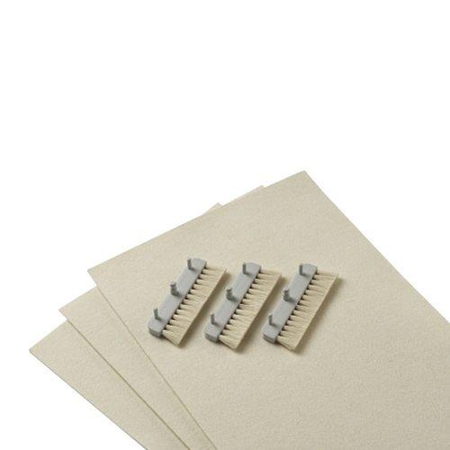 Brush and felt kit for folder inserter machines from Twofold Ltd