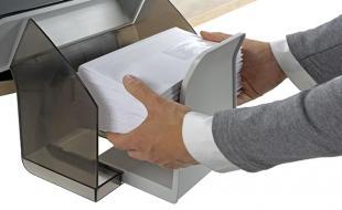 Tfi-35 folder inserter with envelopes