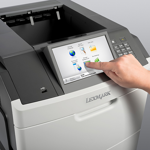 The Lexmark M5170 multifunction printer from Twofold Document Solutions