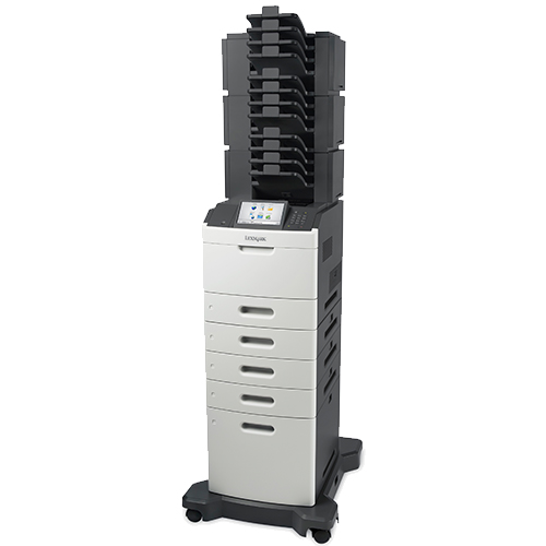 Front view of the Lexmark M5170 multifunction printer from Twofold Document Solutions