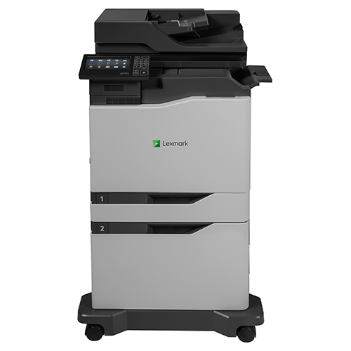 The space saving XC6152 multifunction device from Lexmark