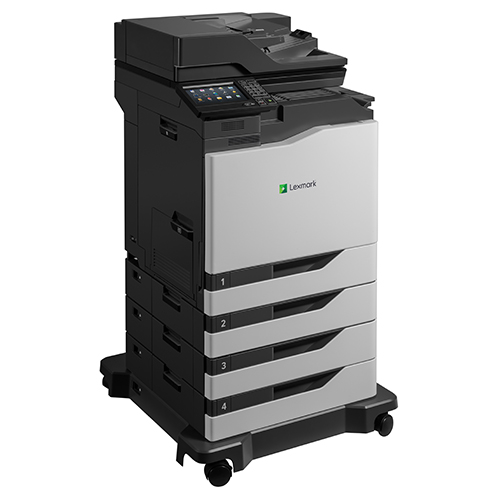 The XC6152 multifunction device from Lexmark