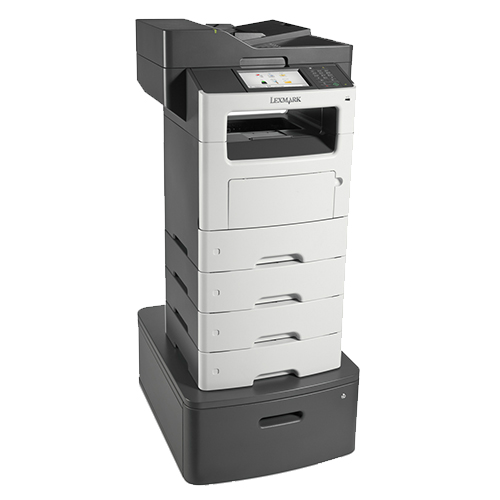 The easy to operate Lexmark XM3150 multifunction printer from Twofold Document Solutions