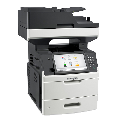 The easy to operate Lexmark XM5170 multifunction printer
