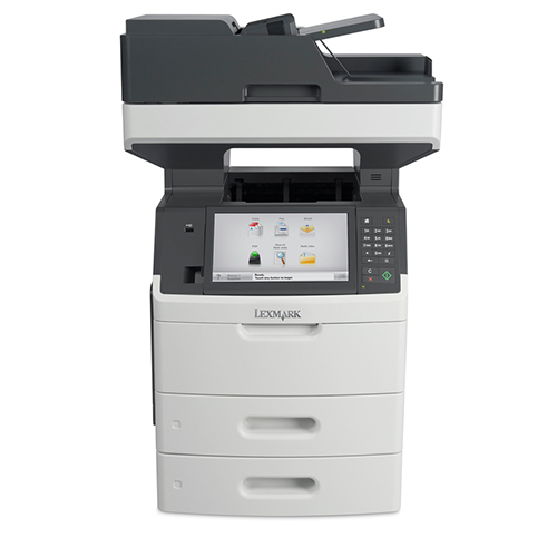 The XM5170 multifunction device from Lexmark
