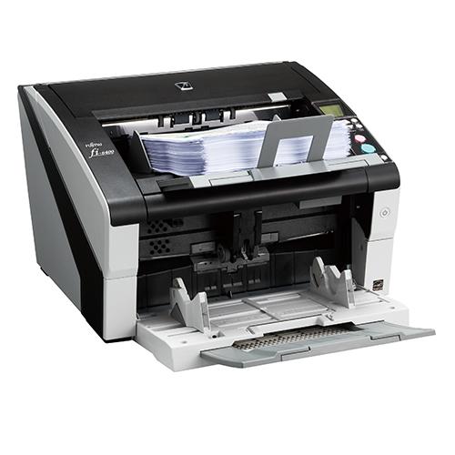 The Fujutsu fi-6400 scanner
