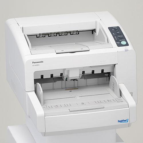 Panasonic kv-s4085cw scanners