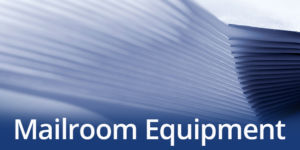 Mailroom equipment available from Twofold Ltd