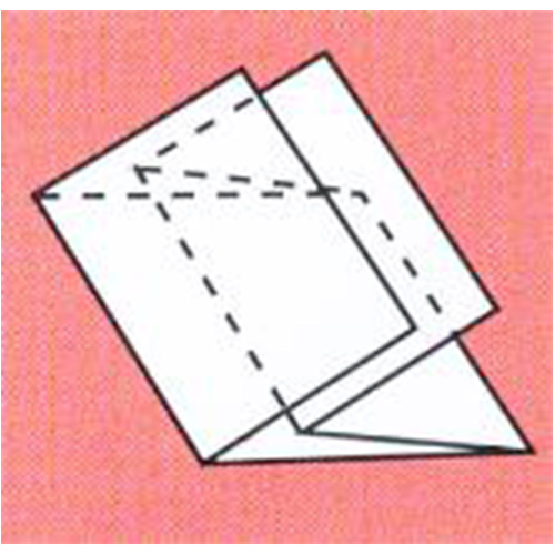 Paper folds available on Twofold Ltd paper folder machines
