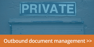 Link to Outbound document management software page