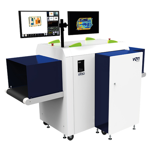 x ray machine XR3D-50s from Twofold Ltd