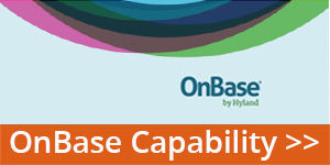 OnBase product capability