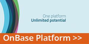 pod onbase platform