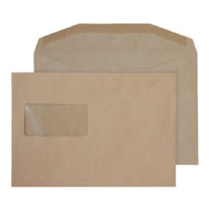 Large manila business envelope