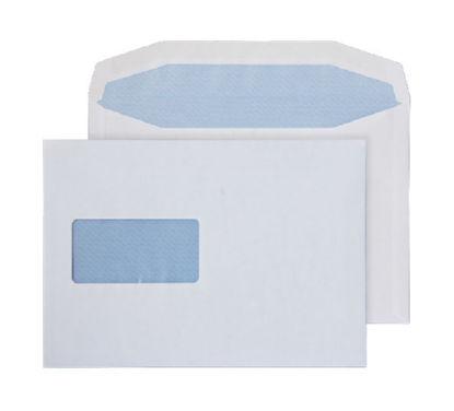 Large white business envelope