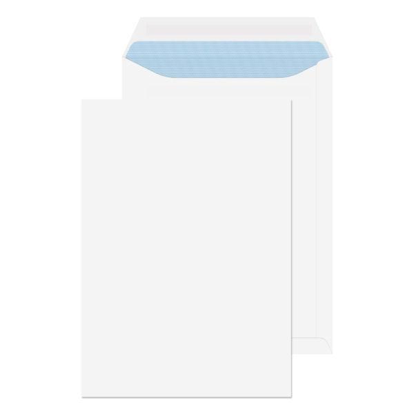 Large white envelope