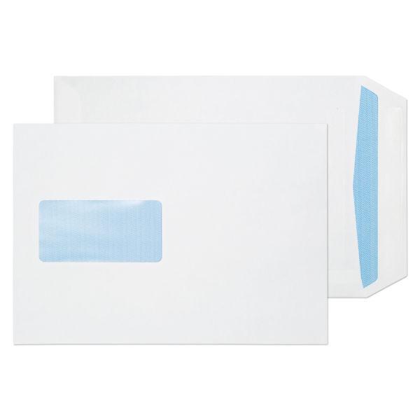 Large white envelope with address window