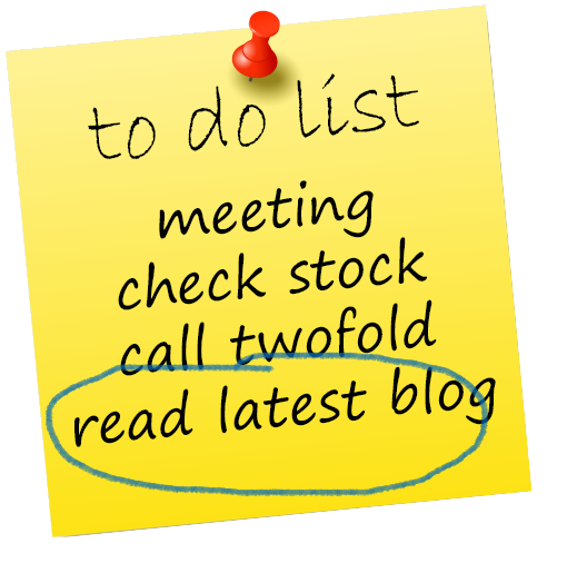 Twofold media page to do list