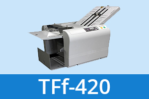 TFf-420 paper folder from Twofold Ltd