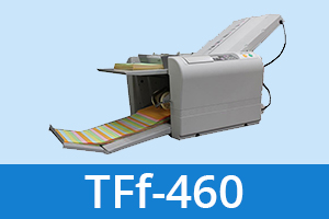 TFf-460 paper folder from Twofold Ltd