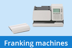 franking machines from Twofold Ltd