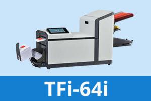 TFi 63 folder inserter pod