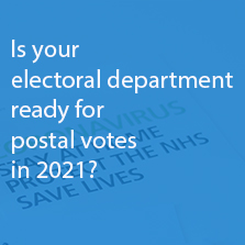 postal votes is your electoral department ready?