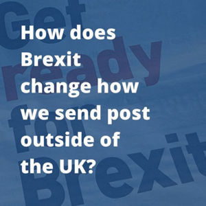 How does brexit change exporting to the EU