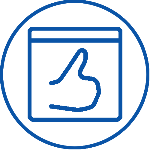 user friendly icon