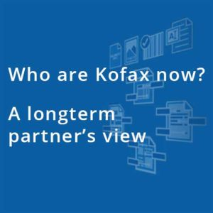 Who are Kofax now Twofold blog