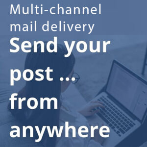 multichannel mail delivery
