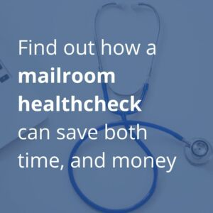 Mailroom healthcheck from Twofold Ltd