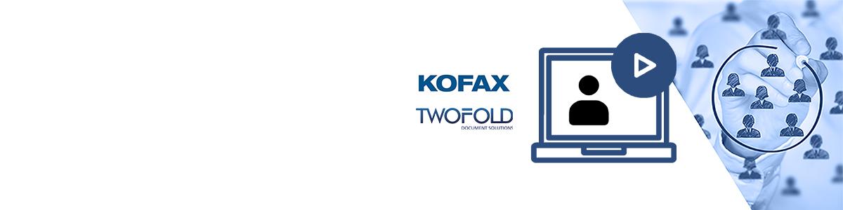 Twofold and Kofax accounts payable webinar